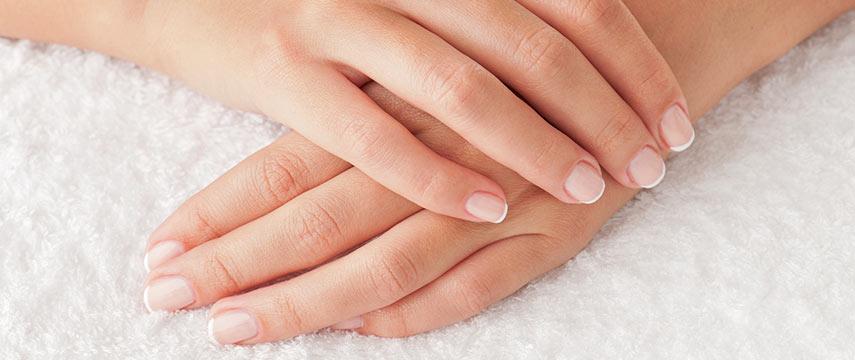 Tratamento para as mãos